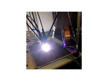 Tạo máy in 3D kim loại giá rẻ.