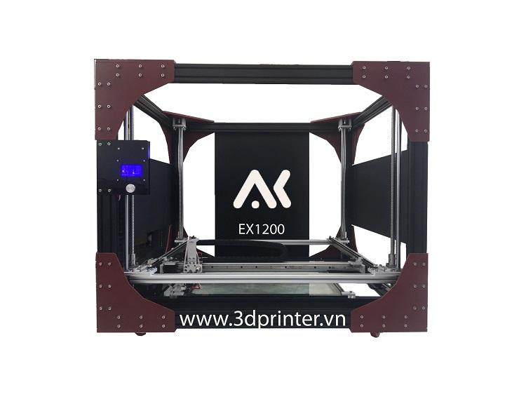 Tại sao không là máy in 3D khổ lớn AK?