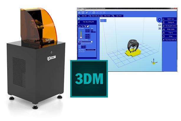 Những điểm đặc biệt của máy In 3D trang sức