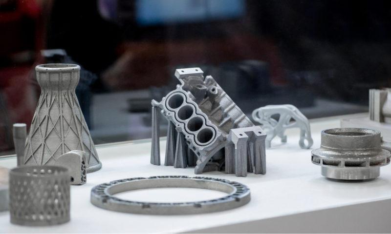 Những thông tin cần chú ý về máy in 3D kim loại