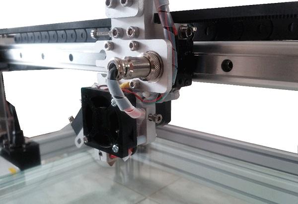 Vận hành đơn giản và an toàn hơn với máy in 3D size lớn