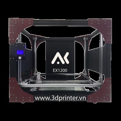 Bán máy in 3D khổ lớn phổ biến cho những ngành hàng nào?
