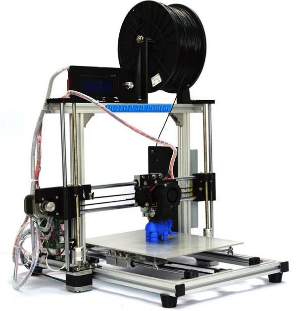 Có thể bạn chưa biết về dòng máy in 3D Prusa để bàn