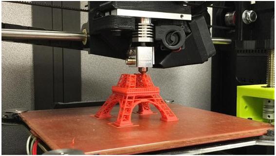 Những điều bạn chưa biết về công nghệ in 3D